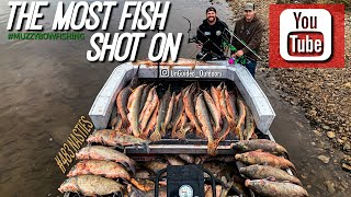 We Hit The MOTHER LOAD! Texas BOWFISHING