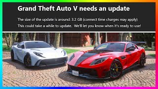 GTA 5 Online Got A NEW Update Patch And Players Are NOT HAPPY With Rockstar For Removing This!