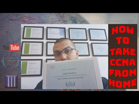 How to Take the CCNA 200-301 Exam from Home! || Step-by-Step ...
