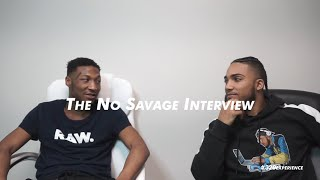 No Savage in his 1st interview talks SE DC, relationship w/ Swipey, record deal status & MORE
