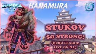 Grubby   Heroes of the Storm 2.0 - Stukov - So Strong - HL on NA - 2017 S2 - Hanamura