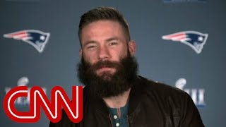 Super Bowl MVP Julian Edelman Has A Message For Haters