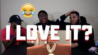 """Kanye West & Lil Pump Ft. Adele Givens   """"I Love It""""   REACTION!!"""