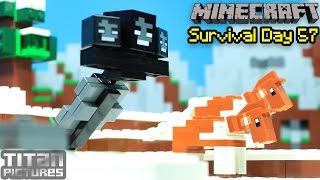 Lego Minecraft Survival 57 - Wither