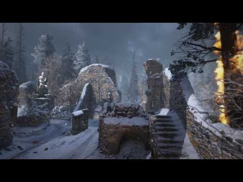 Official Call of Duty®: WWII – Ardennes Multiplayer Map Flythrough