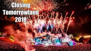 Alesso Greatest Mashup Ever. If I lose myself VS Reload VS Heroes. Tomorrowland 2018