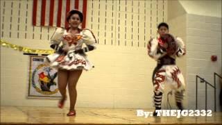 Caporales San Simon Universitarios: Los Reyes Unidos Por Una Buena Causa 2014 #3