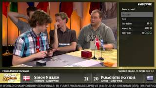 World Magic Cup 2014 Finals (Unified Standard): Denmark vs. Greece