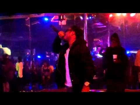"""Young Jaliano performs """"I'm On That Drink"""""""