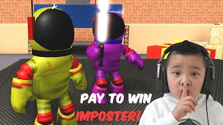PAY to be the IMPOSTER!!!! CKN Gaming