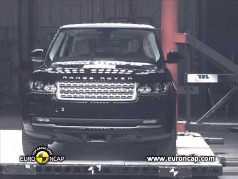 NCAP: Land Rover Range Rover