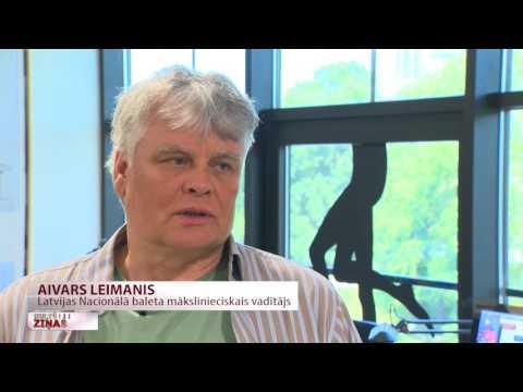 VIDEO: Latvijas lauri Maskavas starptautiskajā baleta konkursā