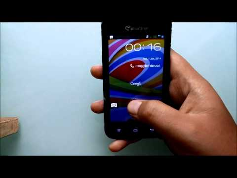 Unboxing Smartfren Andromax G