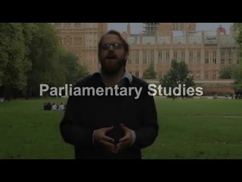 Parliamentary Studies at Birkbeck