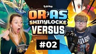 SALTY ENCOUNTERS! | Pokemon ORAS Shinylocke Versus EP02