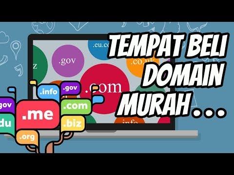 Tempatnya Beli Domain Com Untuk Web Murah