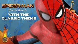 Spider-Man Homecoming Rescored