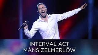 Måns Zelmerlöw – Fire in the Rain & Heroes | Eurovision Song Contest 2016