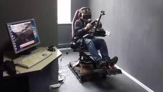 Симулятор вождения в Фабрике Будущего