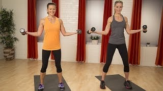 5-Minute Sexy, Sculpted Arm Workout | POPSUGAR Training Club by POPSUGAR Fitness