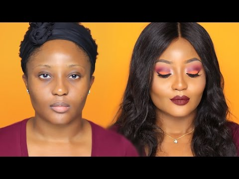 Watch Me Transform | Fall Makeup Beat Face | Youkeyy