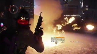 INSANE manhunt killstreak 2v17 (The division)