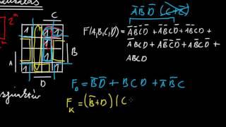 Digitális technika 1   BME - Grafikus minimalizálás 08