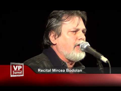 Recital Mircea Bodolan