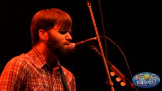 Death Cab for Cutie - You're a Tourist (Live from KFOG Radio Concert for Kids 2011)