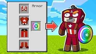 I Transform into RED GUARDIAN from Black Widow! (Scramble Craft)