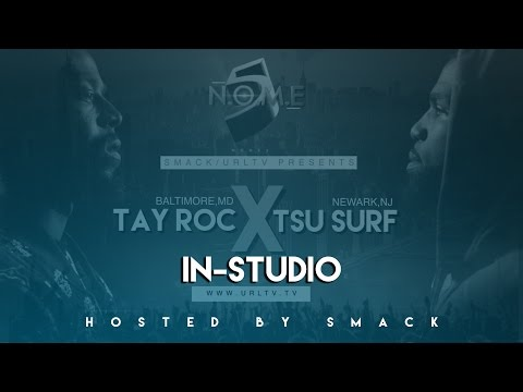 NOME 5 Promo : Tsu Surf vs Tay Roc + Aye Verb vs K-Shine [In