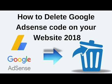 How do I Disable Google Adsense Code on My Website