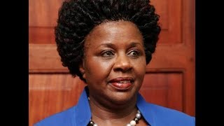 Top Leaders at Lee funeral home after the death of Governor Joyce Laboso