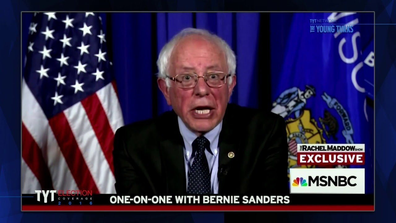 MSNBC Town Hall: The BEST Line Was... thumbnail