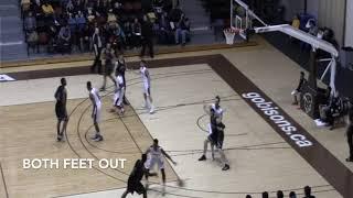 FIBA Rules Explained: 3 Second Rule