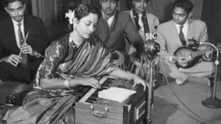 Geeta Dutt : Aayee birah ki raat : Film - Nav Durga (1953