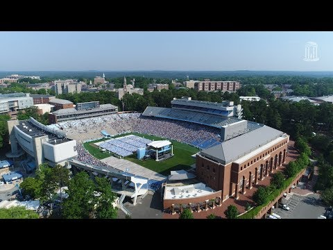 Carolina's Class Of 2018 Graduates