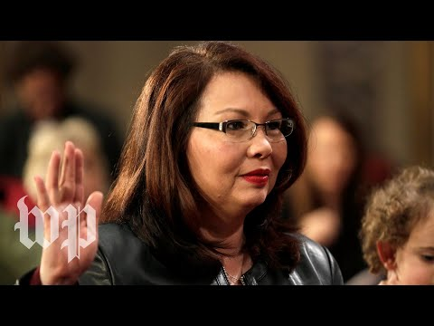 Tammy Duckworth: A career full of firsts