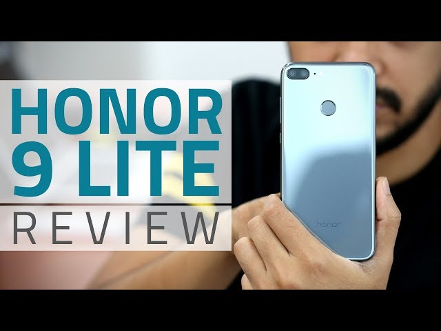 Honor 9 Lite Grey Colour Variant Announced, Goes on Sale
