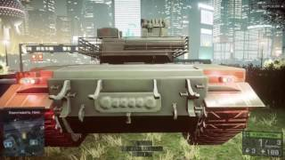 бамбанули с електромагнитнава Battlefield 4