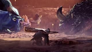 [Monster Hunter: World] Trailer annonce Lunastra