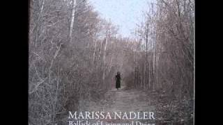 Marissa Nadler - Fifty Five Falls