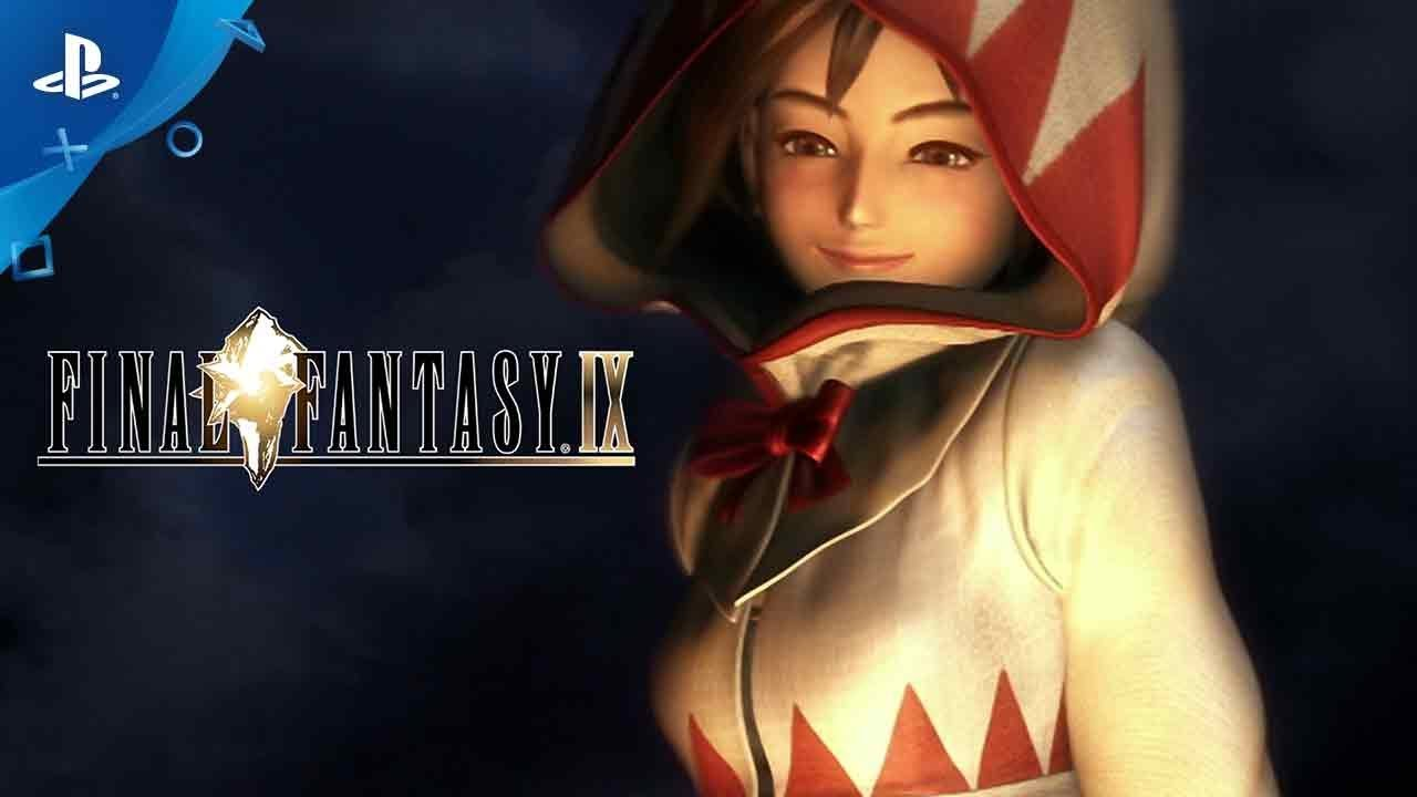 Trailer di Final Fantasy IX