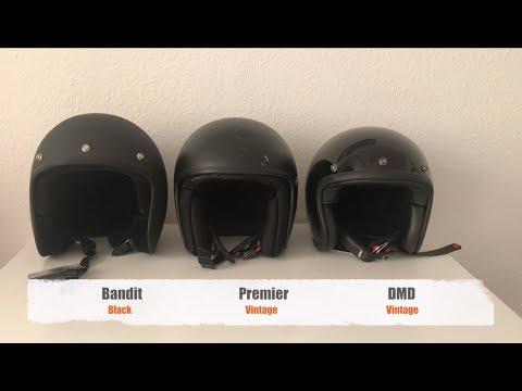 Jethelme Bandit, Premier und DMD im Vergleich