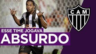 QUANDO O GALO DOIDO DOMINOU A AMÉRICA | Fora Do Eixo #77 | Clube Atlético Mineiro