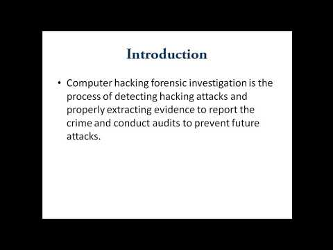 CHFI 9.0 Computer Forensic Computer Investigation Training And ...