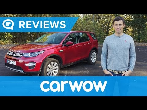 Land Rover Discovery Sport 2018 SUV in-depth review   Mat Watson Reviews