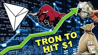 Tron News _ Here is Why Binance is Key to Tron (TRX) Getting to $1