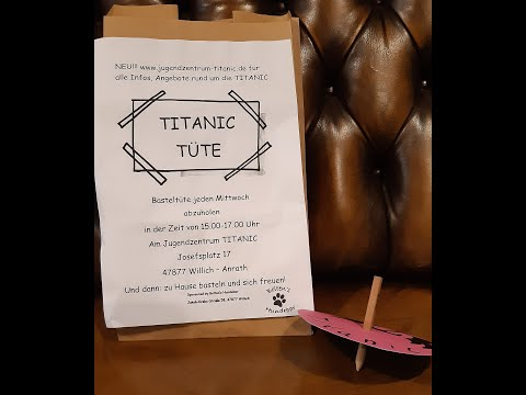 TITANIC Kreisel