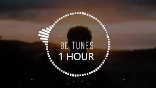 (1 HOUR) Tove Lo   Habits (Hippie Sabotage Remix )( 8D AUDIO) 🎧